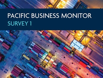 Pacific Business Monitor Report - Wave 1