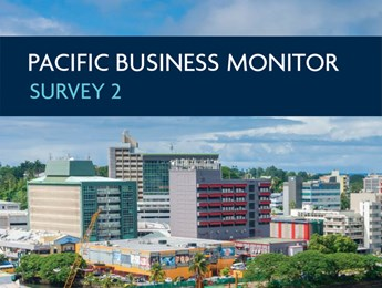 Pacific Business Monitor Report - Wave 2