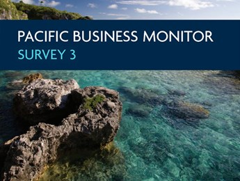 Pacific Business Monitor Report - Wave 3