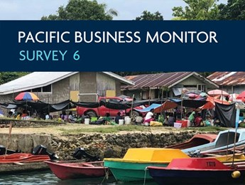 Pacific Business Monitor Report - Wave 6