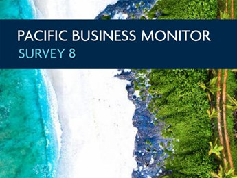 Pacific Business Monitor Report - Wave 8