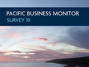 Pacific Business Monitor Report - Wave 10